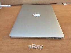 Apple Macbook Pro 15 Pouces, 2,2 Ghz Core I7, 16 Go Ram, 256 Go Ssd, 2015 (p76)