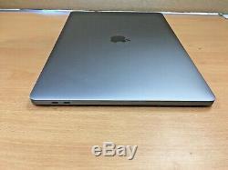 Apple Macbook Pro 15 Pouces, 2,2 Ghz Core I7, 16 Go Ram, 256 Ssd, R Pro 55x 2018 (p44)