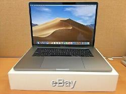 Apple Macbook Pro 15 Pouces, 2,2 Ghz Core I7, 16 Go Ram, 256 Ssd, R Pro 55x 2018 (p45)