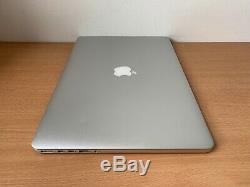 Apple Macbook Pro 15 Pouces, 2,5 Ghz Core I7, 16 Go Ram, 256 Go, Gt750m Graphics 2014 (p70)