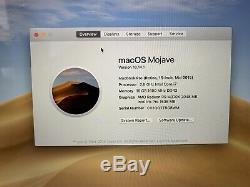 Apple Macbook Pro 15 Pouces, Core I7,16 Go À 2,8 Ghz, Ssd 1 To, Graphique R9, 2015 (p10)