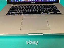 Apple Macbook Pro 15 Pouces Ordinateur Portable Intel Core 8 Go Ram Macos 1 To Ssd