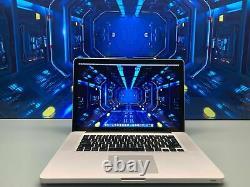 Apple Macbook Pro 15 Pouces Ordinateur Portable Quad Core I7 16 Go Ram 1 To Ssd 1 Gpu