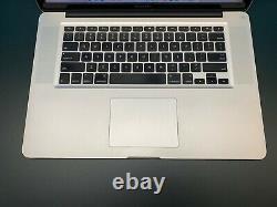 Apple Macbook Pro 15 Pouces / Quad Core I7 3.3ghz / 16 Go De Ram / 1 To Ssd / Os2019