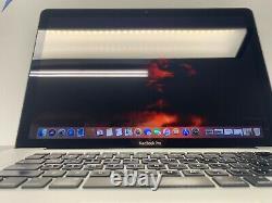 Apple Macbook Pro 15 Pouces Quad Core I7 3.4ghz 16 Go Ram 2 To Ssd Os2017
