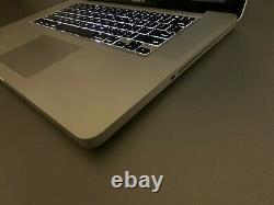 Apple Macbook Pro 15 Pouces Quad Core I7 3.4ghz 16go Ram 2 To Ssd Os2019