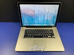 Apple Macbook Pro 15 Pre-retina 2.9ghz Core I7 Turbo 16 Go Ram 1to Stockage Os-2017