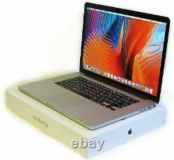 Apple Macbook Pro 15 Retina 16 Go Ram 1 To Ssd 3.2ghz Quad Core I7 Os2019