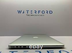 Apple Macbook Pro 15 Retina 3.4ghz Quad Core I7 Turbo 16 Go Ram 1 To Ssd
