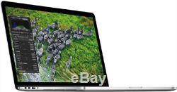 Apple Macbook Pro 15 Retina Core I7 2.3gz 16 Go 512 Go 2013 A Grade Dg Gpu