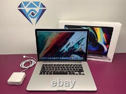 Apple Macbook Pro 15 Retina Quad Core I7 16 Go Ram 1 To Ssd Warranty Os2020