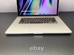 Apple Macbook Pro 15 Retina + Quad Core I7 3.2ghz + 16 Go Ram 500 Go Ssd Warranty