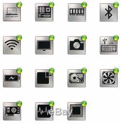 Apple Macbook Pro 15 Spacegrau Touch Bar Ssd 512 Go 16 Go Ram 2.7ghz I7 Testée