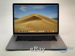 Apple Macbook Pro 15 Tactile Bar 2019 2.3ghz I9 Ssd 512 Go 16 Go A1990 Mv912ll / A