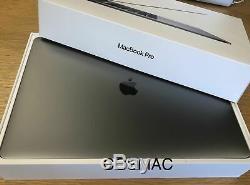 Apple Macbook Pro 15 Tactile ID Core I7 2.9ghz 16 Go 1tb S. Gray 2016 Une Année Cc142