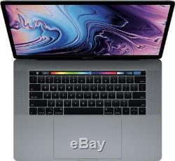 Apple Macbook Pro 15 Touch Bar (256 Go, 4.1ghz, 16 Go) Mr932ll / A Spacegrau