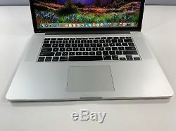 Apple Macbook Pro 15 Ultra Limited Retina Turbo 16 Go Ram I7 Ssd 1to Garantie