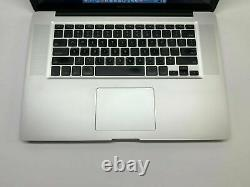 Apple Macbook Pro 15in / Intel I7 / 8 Go Ram / 500 Go / Os2017 / 3 Yr Warranty