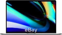Apple Macbook Pro 16 (2019) Intel Core I7 16 Go Ram 512go Espace Gris Mvvj2ll / A