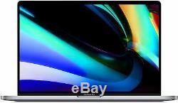 Apple Macbook Pro 16 Pouces I9-16gb Ssd 1to Spacegrau Mvvk2ll / A