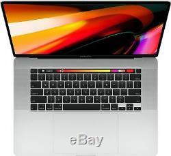 Apple Macbook Pro 16 Tactile Intel Core I9 Bar 1tb Argent (2019) Mvvm2ll / A