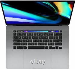 Apple Macbook Pro 16 Touch Bar Intel Core I7 512 Go (2019) Espace Gris Mvvj2ll / A