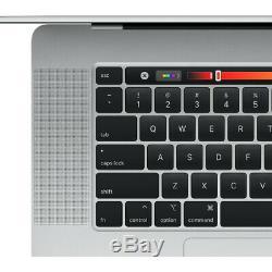 Apple Macbook Pro 16 (fin 2019, Argent) 512go Mvvl2ll / A