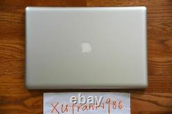 Apple Macbook Pro 17 2.8ghz 8 Go 2 To Sshd Dual Nvidia Graphics 50 Cycles Great