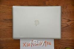 Apple Macbook Pro 17 Core I7 2.6ghz-3.3ghz 8 Go Ssd 2tb Nouveau Cycles Max 50