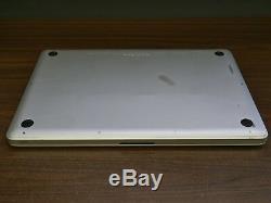 Apple Macbook Pro 2012 15 / 2.60ghz Quad-core I7 / 8 Go / 750 Go + Garantie Grd B