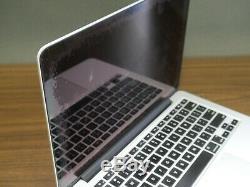 Apple Macbook Pro 2014 13 Retina / 2.60ghz I5 / 8 Go / 250 Go Ssd + Garantie