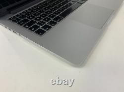 Apple Macbook Pro 2015 13,3 I5 2,7 Ghz 256 Go Ssd 8 Go Ram Mf840d/a B-ware#2305