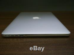 Apple Macbook Pro 2015 15 Retina / 2.50ghz Core I7 / 16 Go / 500 Go / Amd Mjlt2ll / A B