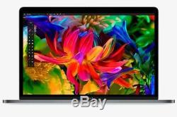 Apple Macbook Pro 2017 Spacegrau Barre Tactile De 13,3 Core I7, 1 To Ssd, 16 Go Ram, 2018