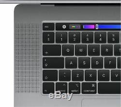 Apple Macbook Pro (2019) 16 Ordinateur Portable Avec Touch Bar 1tb Ssd Spacegrau Currys