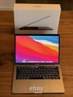 Apple Macbook Pro 2019 Touchbar 13,3 Core I7, 2 To Ssd, 16 Go Ram, Applecare+2022