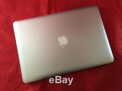 Apple Macbook Pro A1278 13.3 2011 Processeur I5 4 Go De Ram 500 Go Hd + Bureau 16