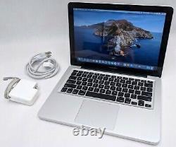Apple Macbook Pro A1278 (2554) 13 Mi-2012 I5-3210m 2,5ghz 4 Go Ram 250gb Ssd