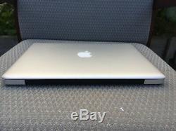 Apple Macbook Pro A1278 Core I5 2,5 Ghz 13 Pouces (mi-2012) 4 Go De Ram 500 Go De Disque Dur