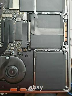 Apple Macbook Pro A1708 13 Laptop, 128 Go Mpxq2ll/a (juin 2017, Space Gray)