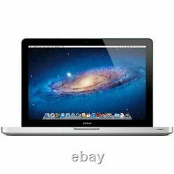Apple Macbook Pro Core 2 Duo 2,4 Ghz 13 Mc374ll / A