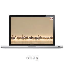 Apple Macbook Pro Core 2 Duo P8400 Cadencé À 2,26 Ghz 4 Go 160 Go 13,3 Pouces Garantie