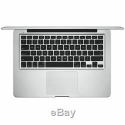 Apple Macbook Pro Core I5 2,5 Ghz 8 Go De Ram 500 Go Hd 13 Md101ll / A