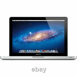 Apple Macbook Pro Core I5 2,5ghz 4 Go Ram 500 Go Hd 13 Md101ll/a