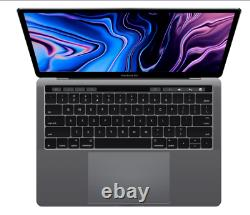 Apple Macbook Pro Core I5 3.1ghz 8 Go Ram 512 Go Ssd Touch 13 Space Gray Mpxw2ll/a