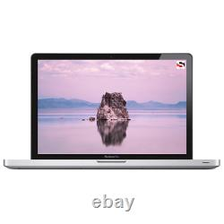 Apple Macbook Pro Core I7 2.0ghz 16 Go 1 Tb Ssd 15.4 Garantie Notebook
