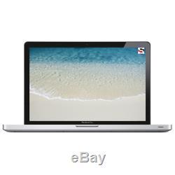Apple Macbook Pro Core I7 2,2 Ghz 16 Go 750 Go 15,4 Mc723ll / A Garantie Notebook