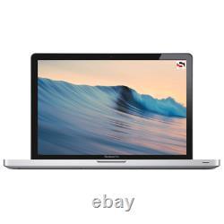 Apple Macbook Pro Core I7 2,8 Ghz 8 Go 512 Go Ssd 15,4 Garantie D'ordinateur Portable