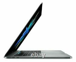 Apple Macbook Pro Core I7 Retina 2.6ghz 16 Go Ram 256 Go Ssd Touch 15 Mlh32ll/a