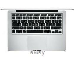 Apple Macbook Pro I5 2.5ghz 13.3inch 4 Go De Ram / 500 Go Argent Bundle